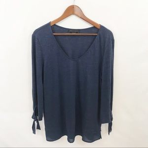 Sanctuary long sleeved top